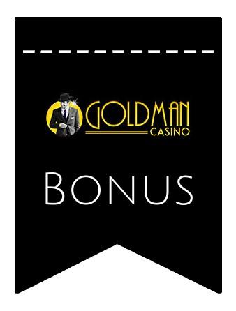 Latest bonus spins from Goldman Casino