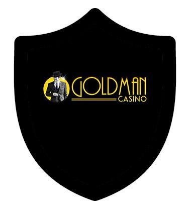 Goldman Casino - Secure casino