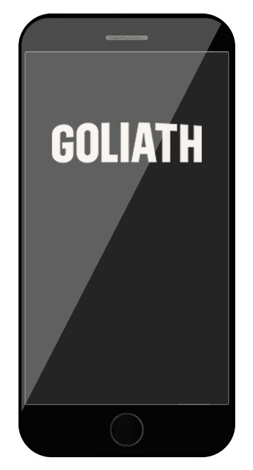 Goliath Casino - Mobile friendly