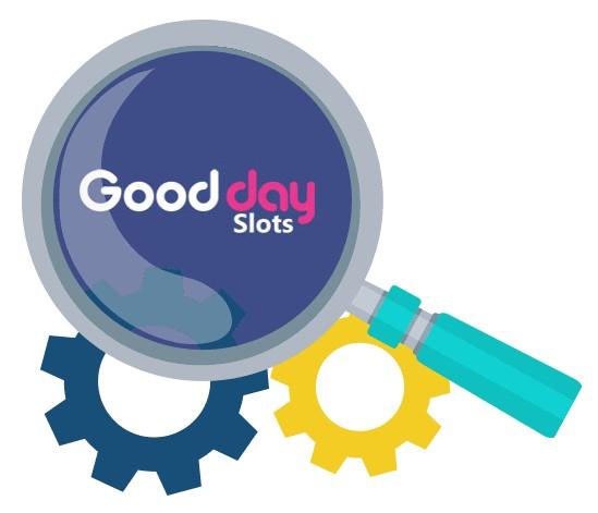 Good Day Slots - Software