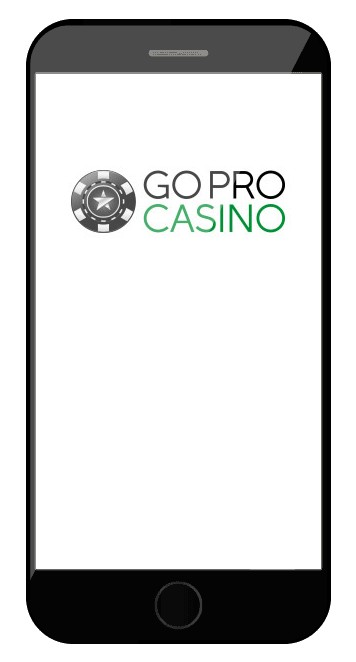 GoProCasino - Mobile friendly