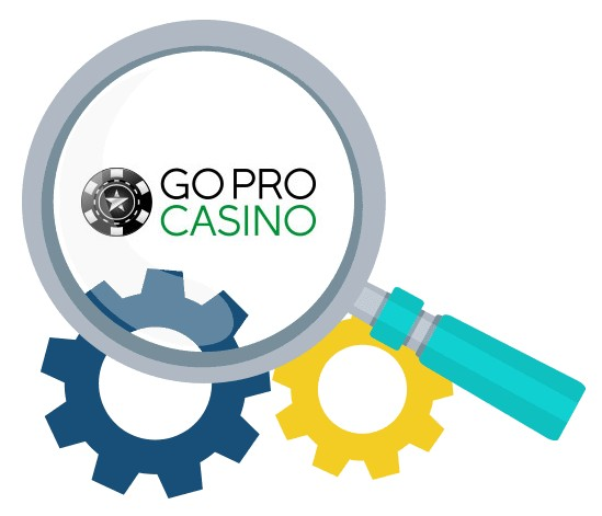 GoProCasino - Software