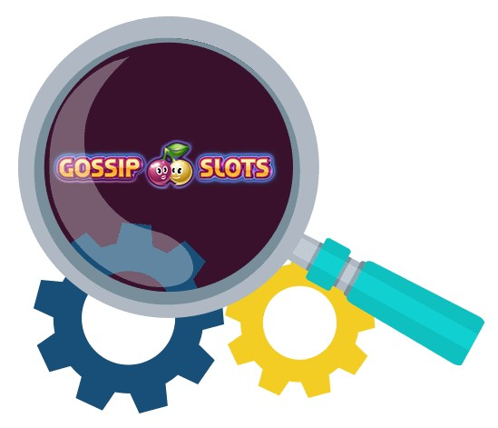 Gossip Slots Casino - Software