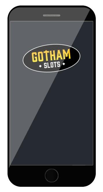 Gotham Slots - Mobile friendly