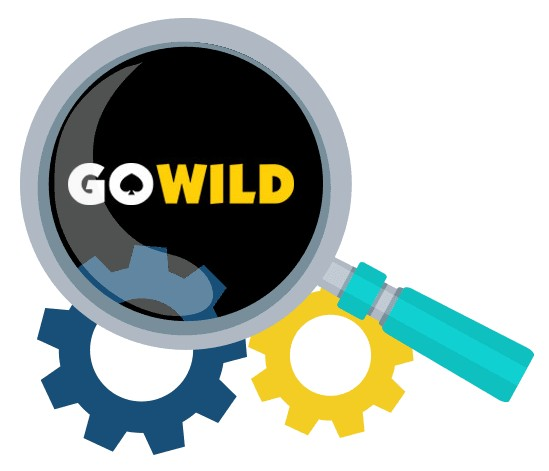 GoWild Casino - Software