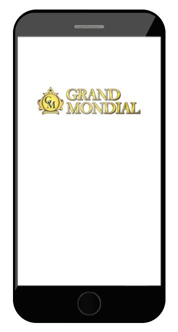 Grand Mondial - Mobile friendly