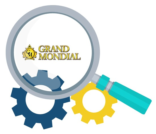 Grand Mondial - Software