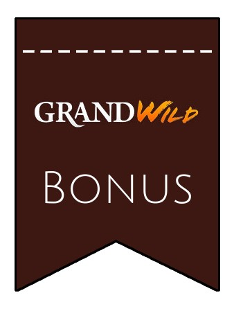 Latest bonus spins from GrandWild Casino