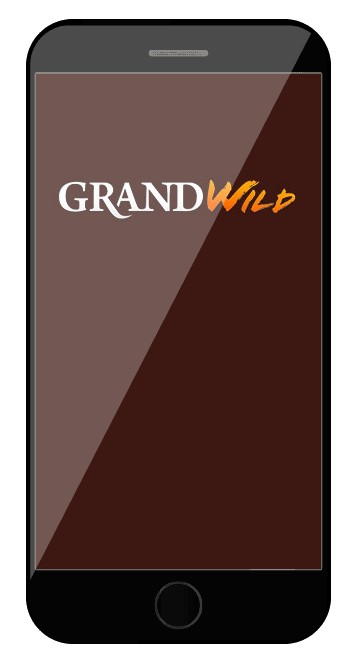 GrandWild Casino - Mobile friendly