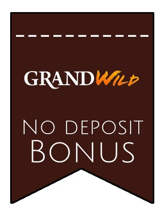 GrandWild Casino - no deposit bonus CR