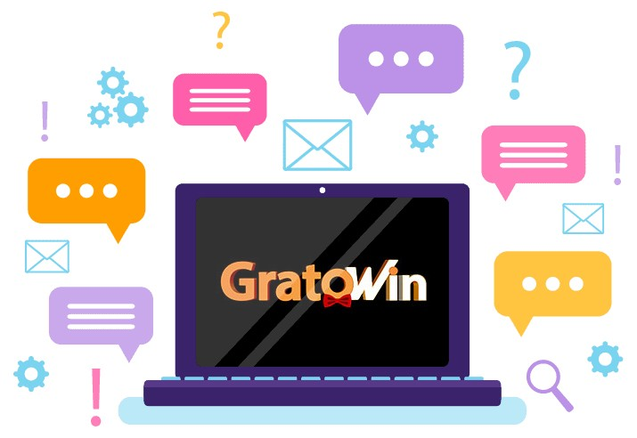 GratoWin Casino - Support