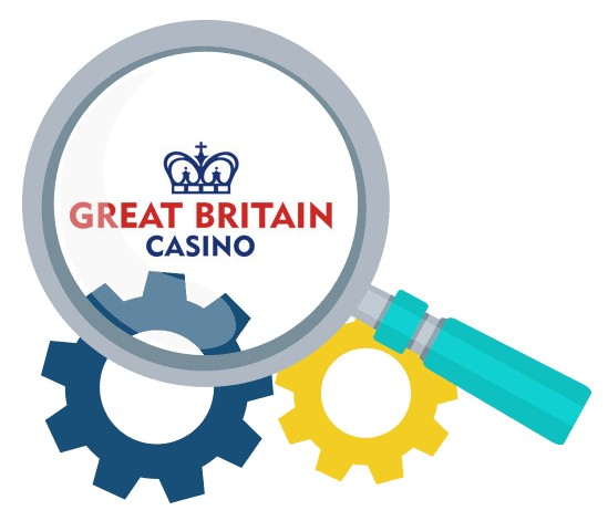 Great Britain Casino - Software