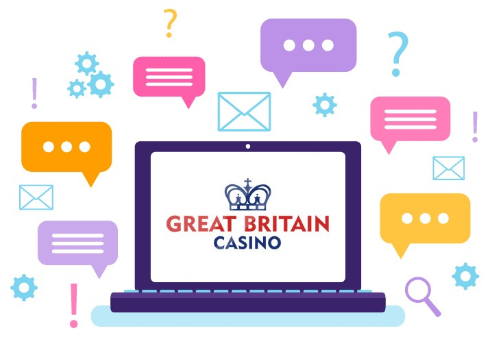 Great Britain Casino - Support