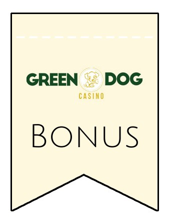 Latest bonus spins from Green Dog Casino