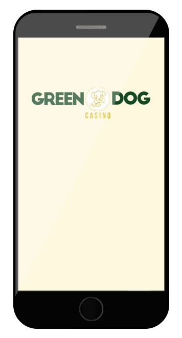 Green Dog Casino - Mobile friendly