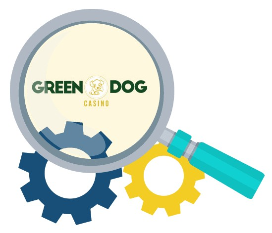 Green Dog Casino - Software
