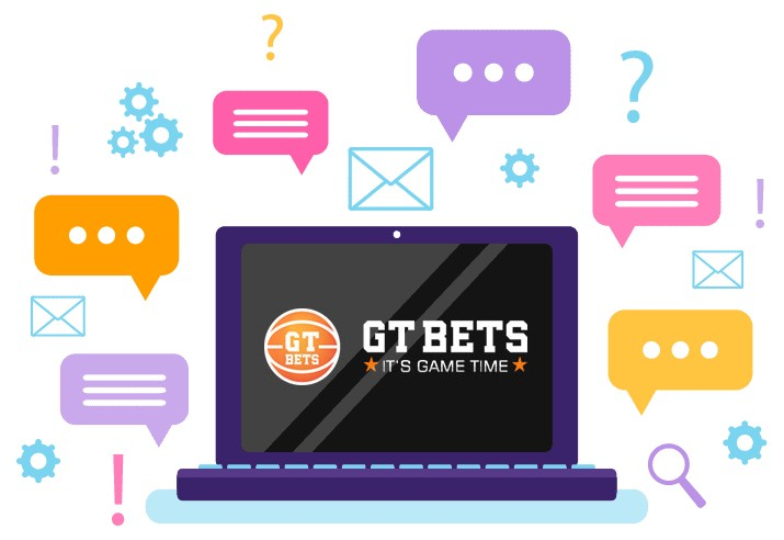 GTbets Casino - Support