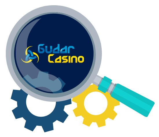 Gudar Casino - Software