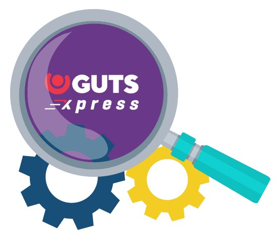 Guts Xpress Casino - Software