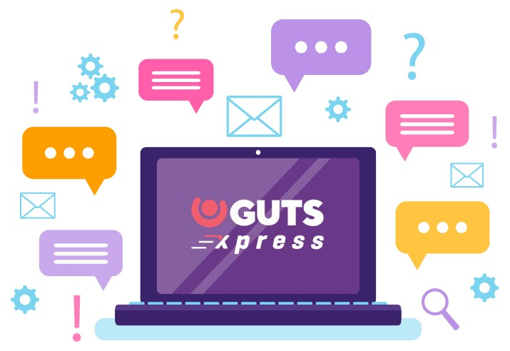 Guts Xpress Casino - Support