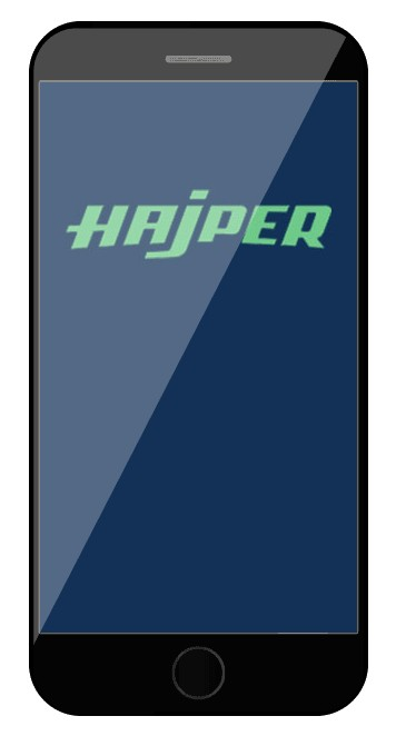 Hajper Casino - Mobile friendly