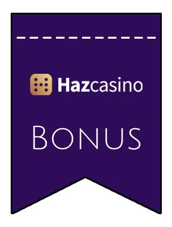 Latest bonus spins from Haz Casino