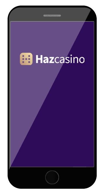 Haz Casino - Mobile friendly