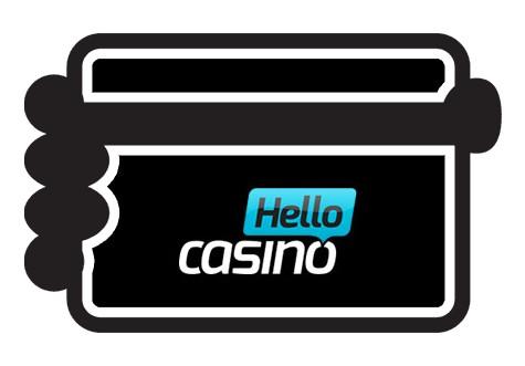 Hello Casino - Banking casino