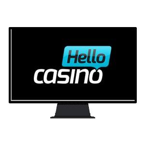 Hello Casino - casino review