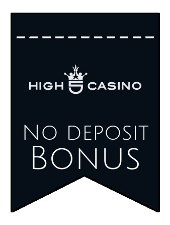 High 5 Casino - no deposit bonus CR