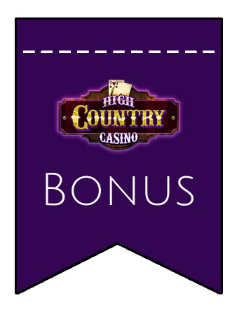 Latest bonus spins from High Country Casino