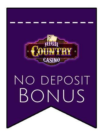 High Country Casino - no deposit bonus CR