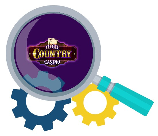 High Country Casino - Software
