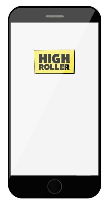 Highroller Casino - Mobile friendly