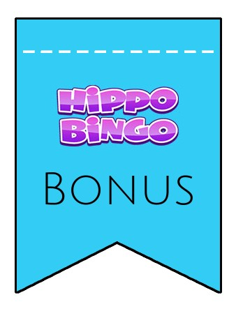 Latest bonus spins from Hippo Bingo Casino