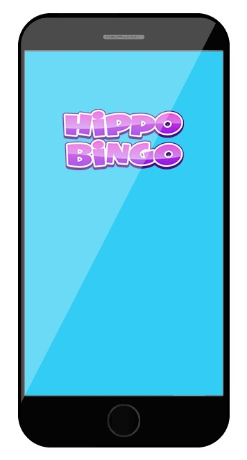 Hippo Bingo Casino - Mobile friendly