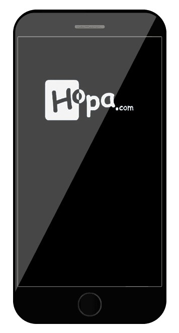 Hopa Casino - Mobile friendly