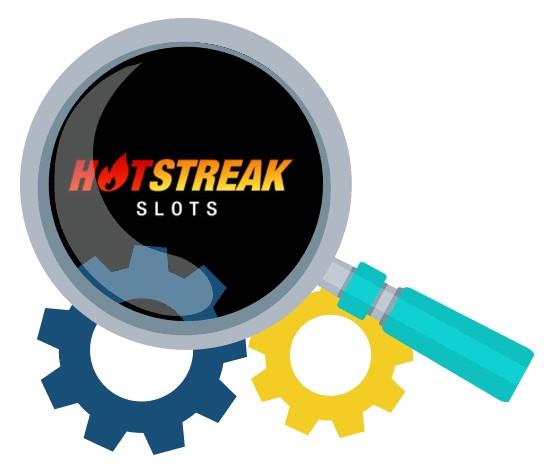 Hot Streak - Software