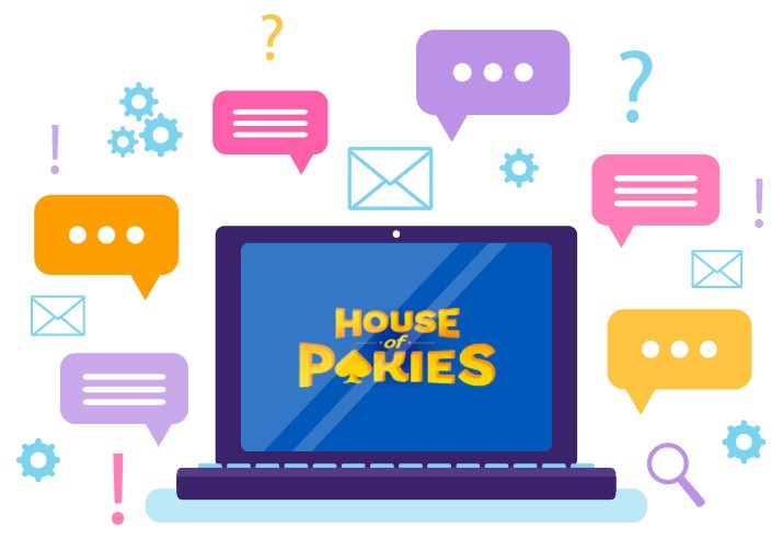 House of Pokies - Support