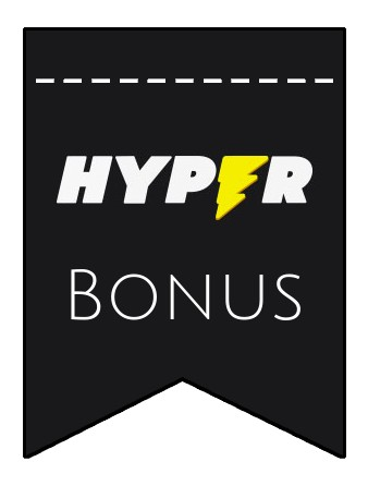 Latest bonus spins from Hyper Casino