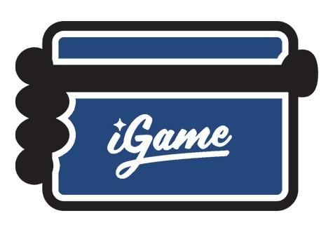 IGame Casino - Banking casino