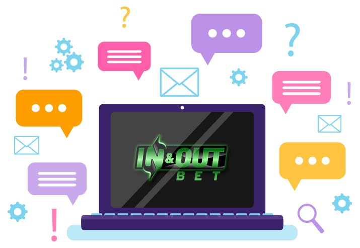 InandOutBet - Support
