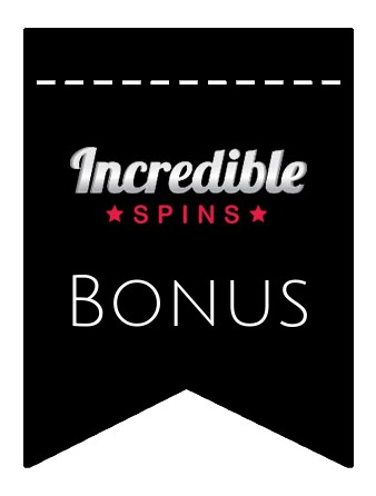 Latest bonus spins from Incredible Spins Casino