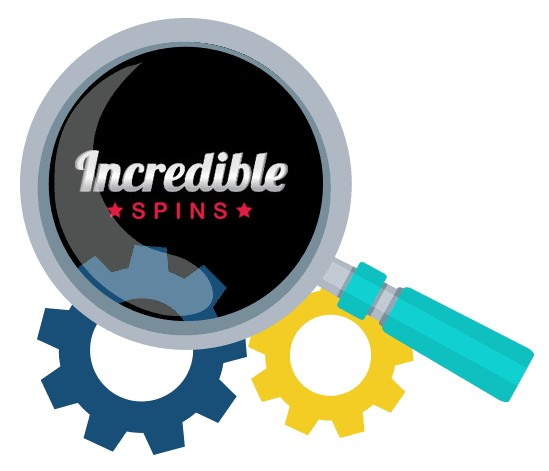Incredible Spins Casino - Software