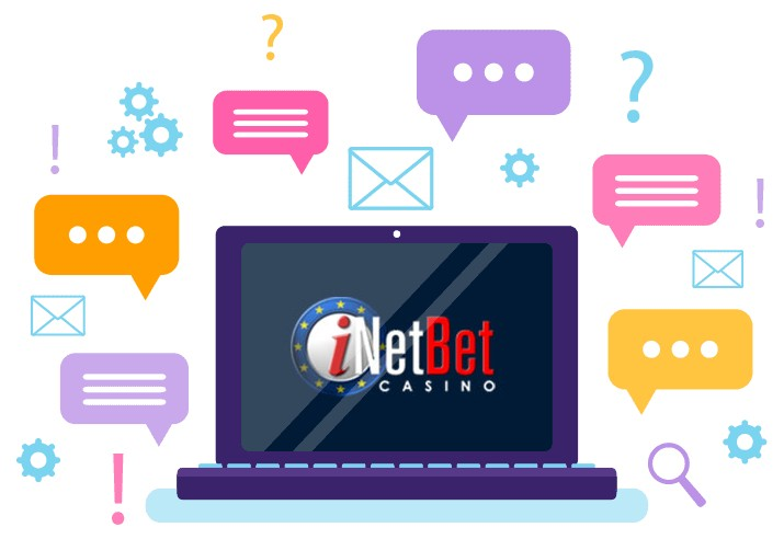 Inetbet Casino - Support