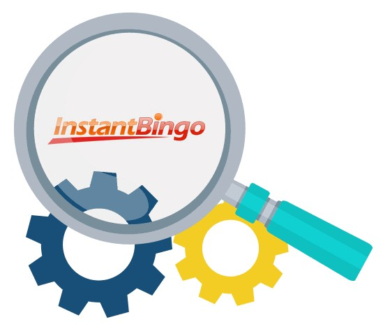InstantBingo Casino - Software