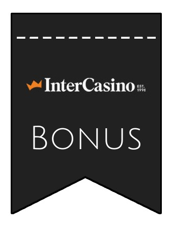 Latest bonus spins from InterCasino