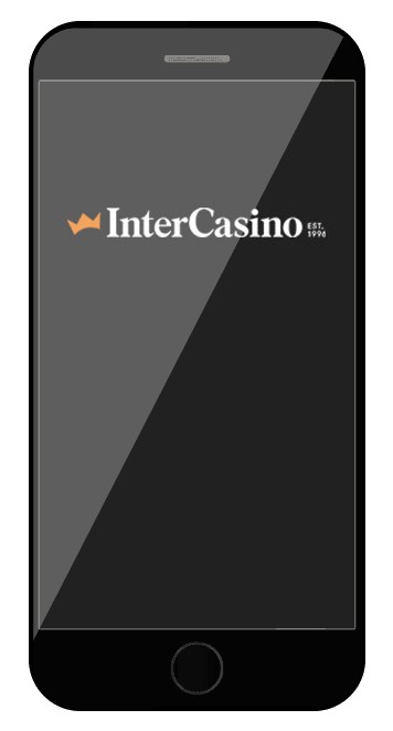 InterCasino - Mobile friendly