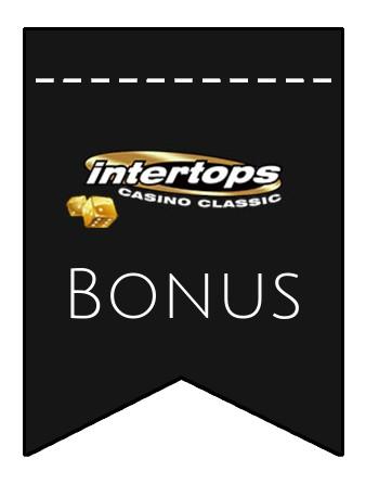 Latest bonus spins from Intertops Casino Classic
