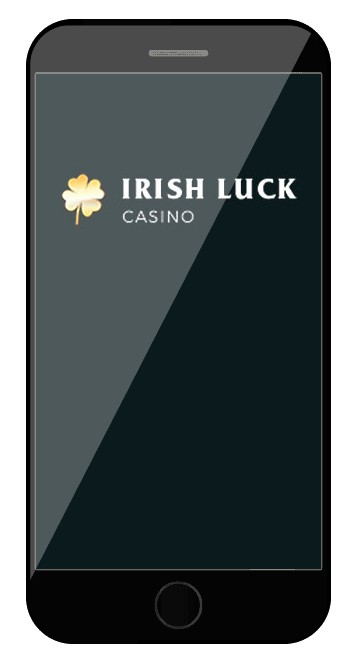 IrishLuck Casino - Mobile friendly
